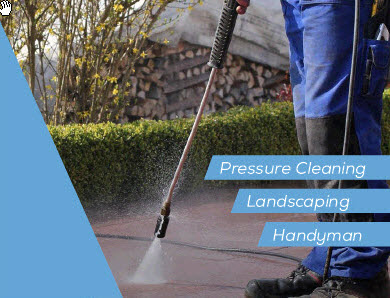 Gold Coast pressure cleaning services